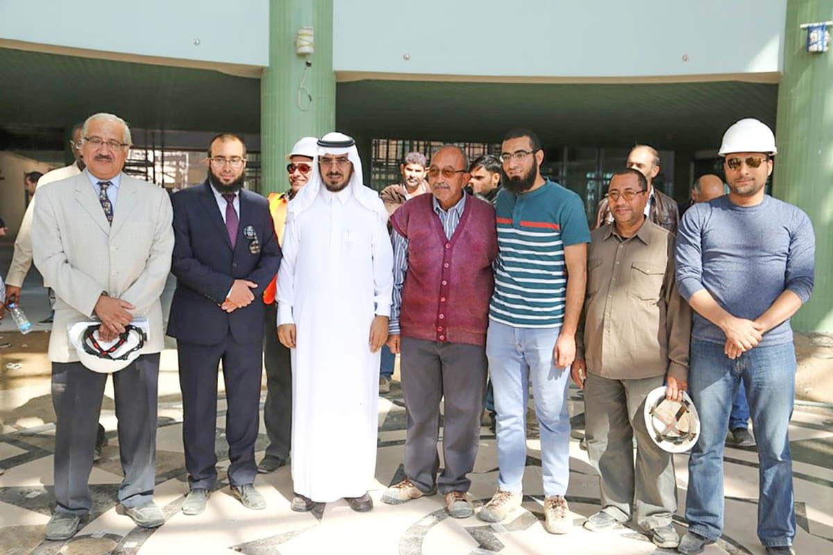 إنشاء كلية التربية بجميع الكليات بمحافظة الدوادمي جامعة شقراء