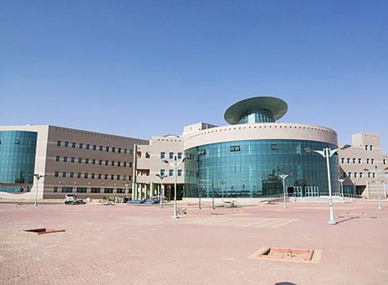 إنشاء كلية الهندسة بمجمع الكليات بمحافظة الدوادمي جامعة شقراء